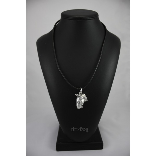 Bullterrier necklace