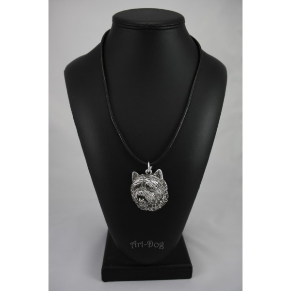 Cairn-terrier necklace
