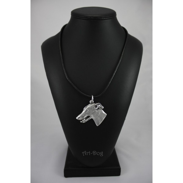 Grey Hound necklace