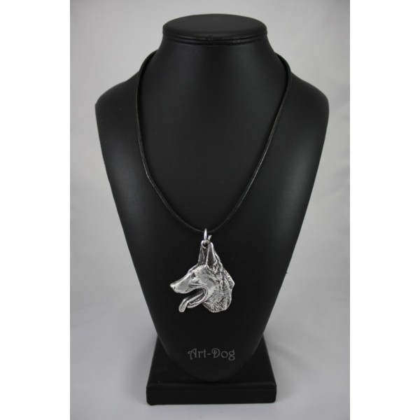Malinois necklace
