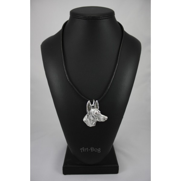 Pharaoh Hound necklace