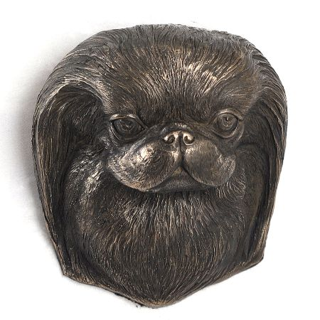 Japanese Chin statue hang it on the wall