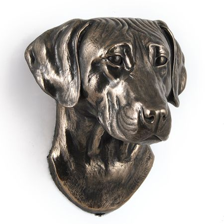 Rhodesian Ridgeback statue hang it on the wall