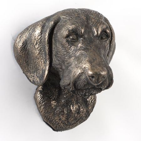 Dachshund statue hang it on the wall