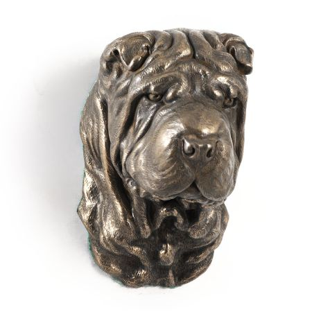 Shar Pei statue hang it on the wall