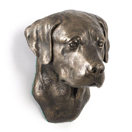 Labrador Retriever statue hang it on the wall