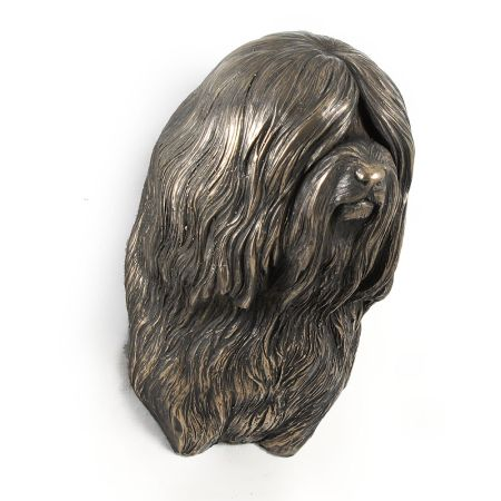 Tibetan Terrier statue hang it on the wall