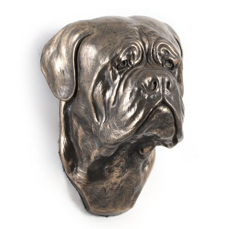 Dogue de Bordeaux statue hang it on the wall