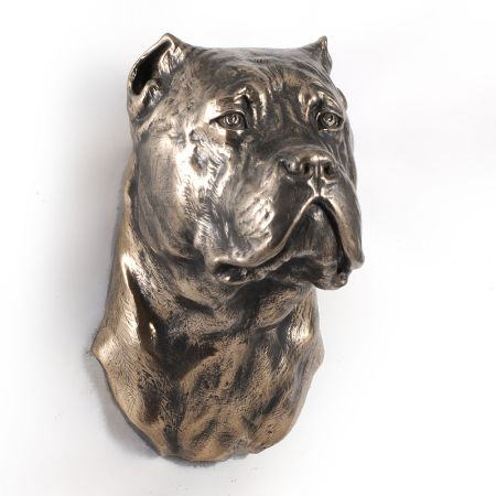 Cane Corso statue hang it on the wall